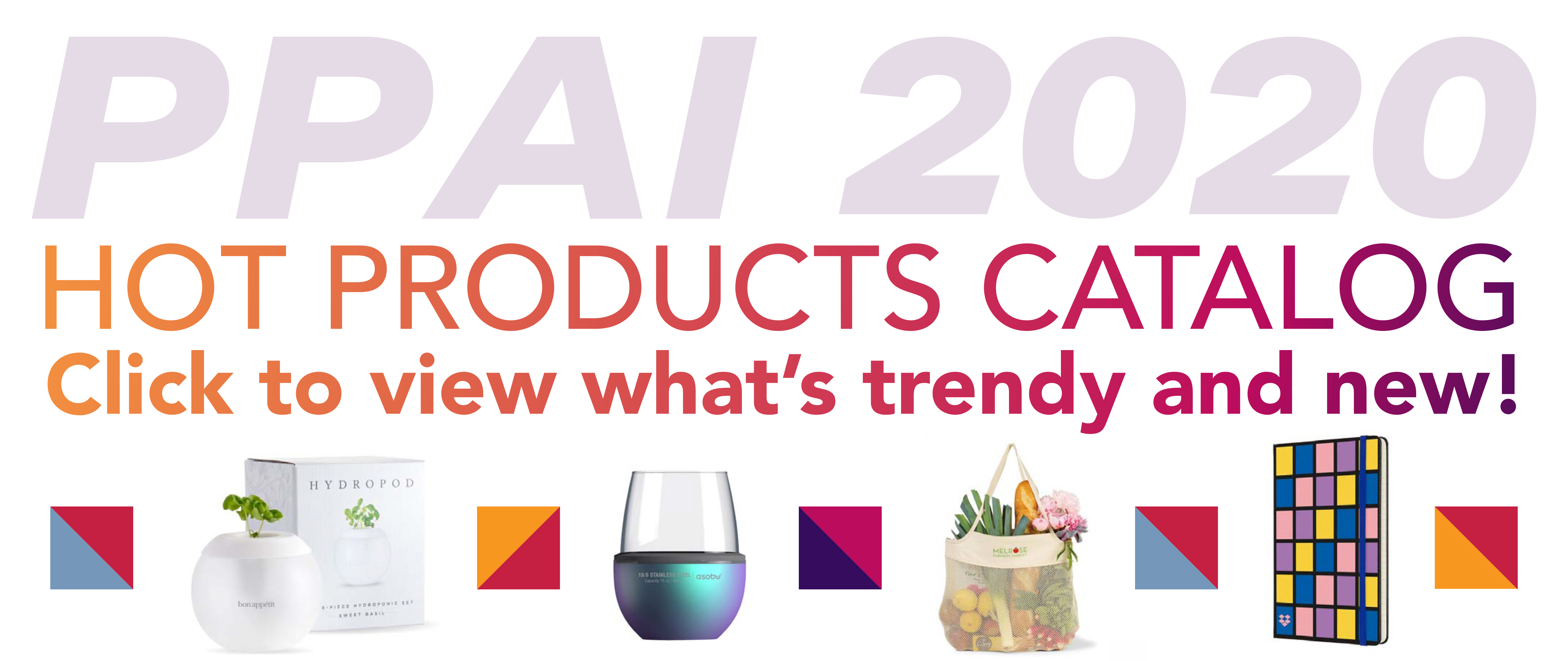 PPAI 2020 Hot Products Catalog
